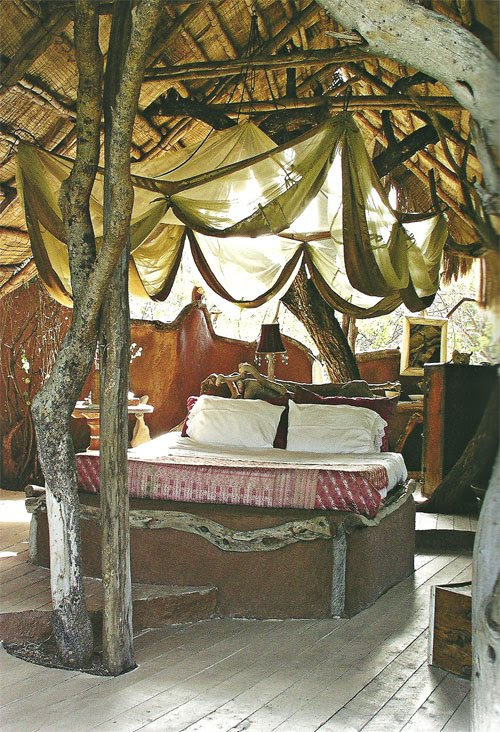 Bohemian decorating ideas dream house experience for Outdoor bedroom ideas