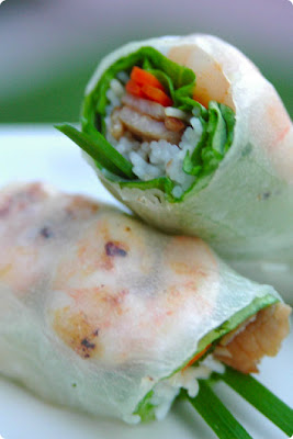 Oishii Eats: My Vietnamese Mama, Her Emails, and Our Goi Cuon