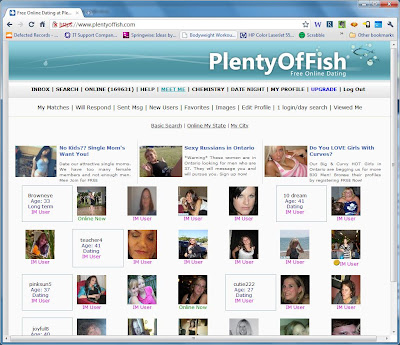 What Is The Plenty Of Fish Dating Site All About Cwl