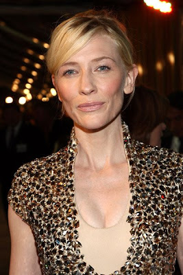 Cate Blanchett is channeling Beyonce in this shimmering Alexander McQueen ...