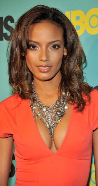 selita ebanks short hair. selita ebanks hot.