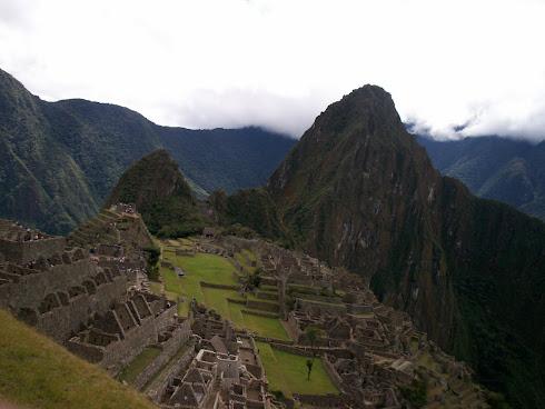 Machupicchu- Peru