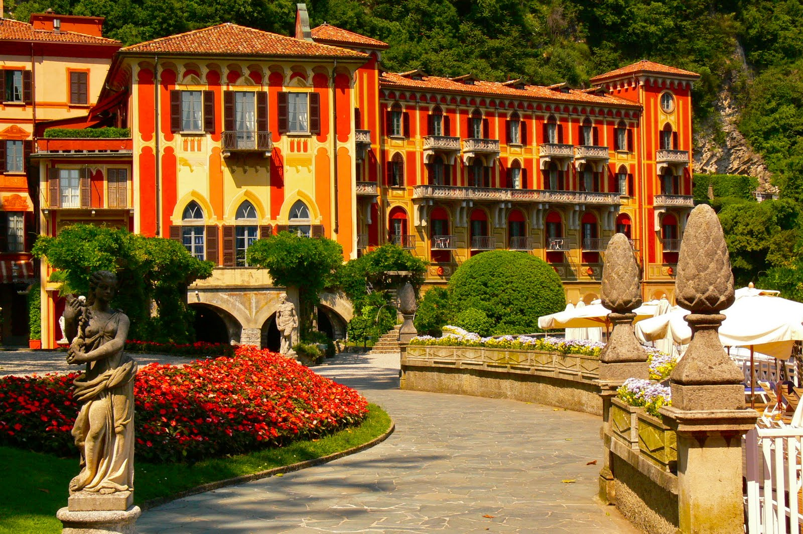 Viva La Voyage Villa D 39 Este On Lake Como