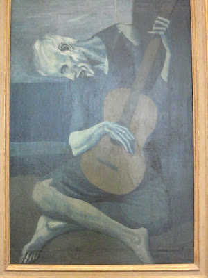 picasso blue period woman. The Rose Period - Picasso fell