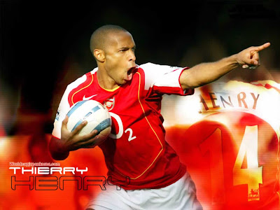 Thierry+henry+france+