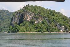 Pulau Batu Putih @ Banding