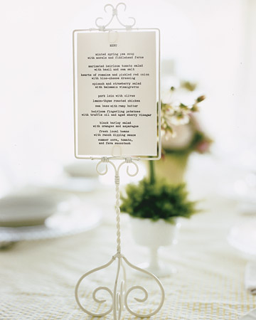 Unique Wedding Menu Cards Bar Drink Menu Ideas Outdoor Wedding Menu