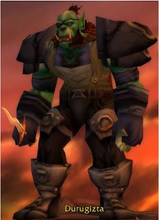 Orc Rogue