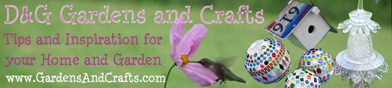 D and G Gardens and Crafts Blog