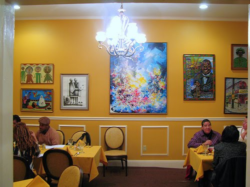 Dooky chase restaurant in new orleans serving more than for Best private dining rooms new orleans