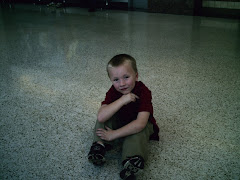 My grandson Jakob