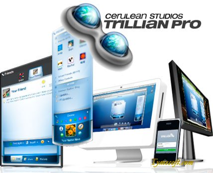 Trillian 5 Pro for Windows v5.0.0.35    [FS-US-WU]