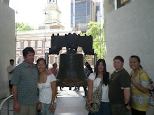 Liberty Bell in Pennsylvania