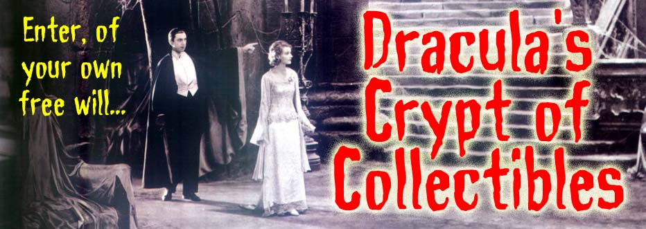 Dracula&#39;s Crypt of Collectibles