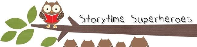 Storytime superheroes
