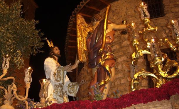 El Blog de la Hermandad del Huerto pidió la venia el 19 de Marzo de 2010, el Día de San José