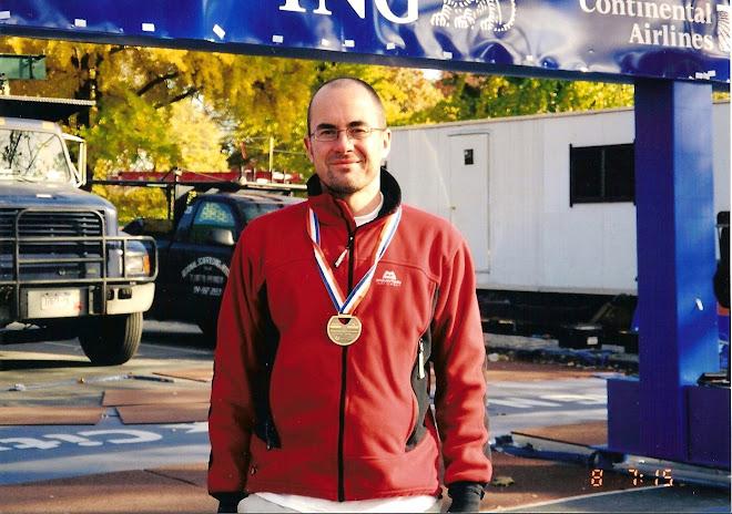 NYC Marathon, 2004