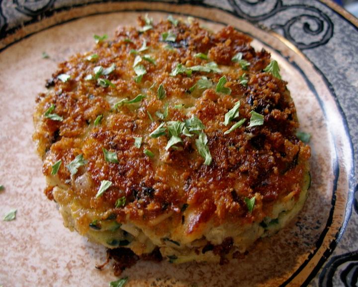Messy Kitchen: Tuna Zucchini Cakes
