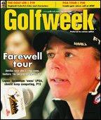 Justin in GolfWeek Magazine