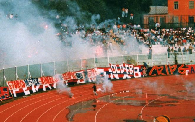 92/93 il derby con l'avellino di lombardi