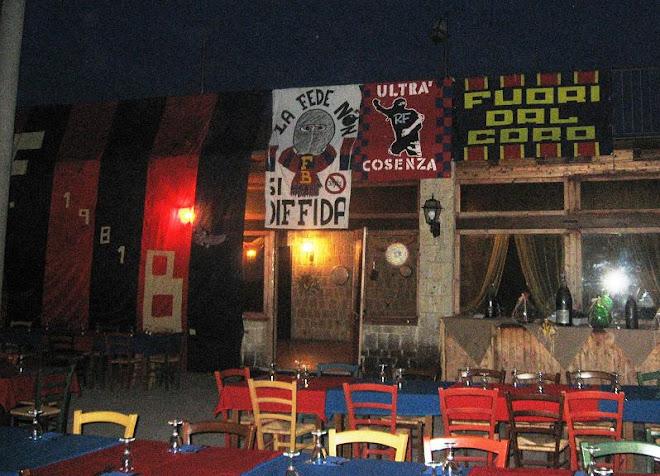 luglio 2007: festa ultras
