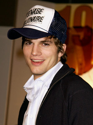 ... Ashton Kutcher winning the box office this weekend with No Strings ...