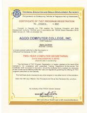 2-yr Computer Secretarial