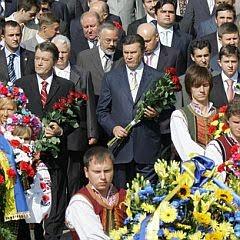 Yushchenko, Yanukovich