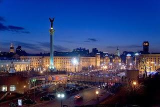 Ucrânia, visitar Kiev, lugares bonitas