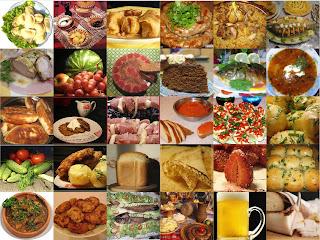 Ucrânia, pratos típicos, cozinha moderna