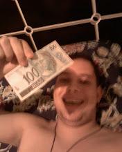 ADORO NOTAS DE R$ 100,00 REAIS !!!