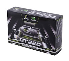 XFXFORCE GT 220 1GB DDR3