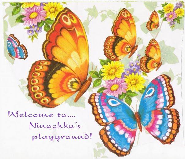 Ninochka's playground
