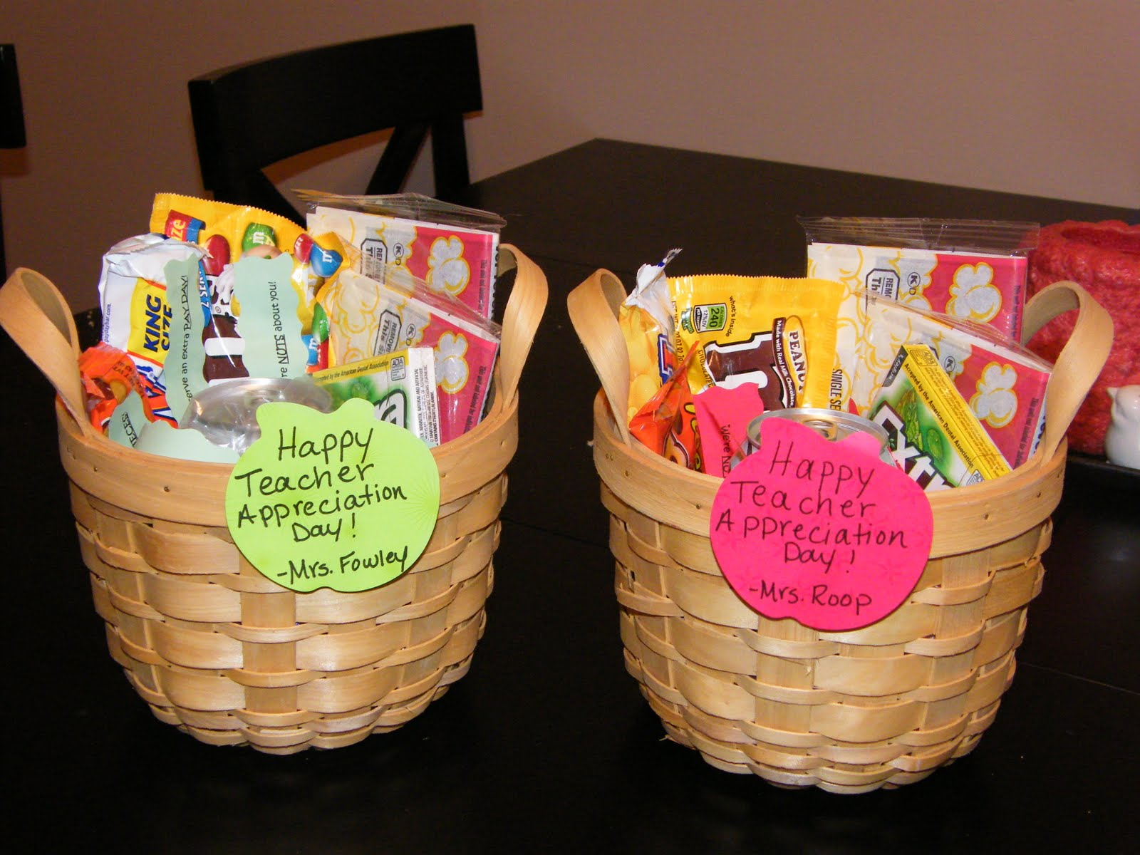 Classroom Ideas For Teacher Appreciation Week ~ Surviving residency teacher appreciation week