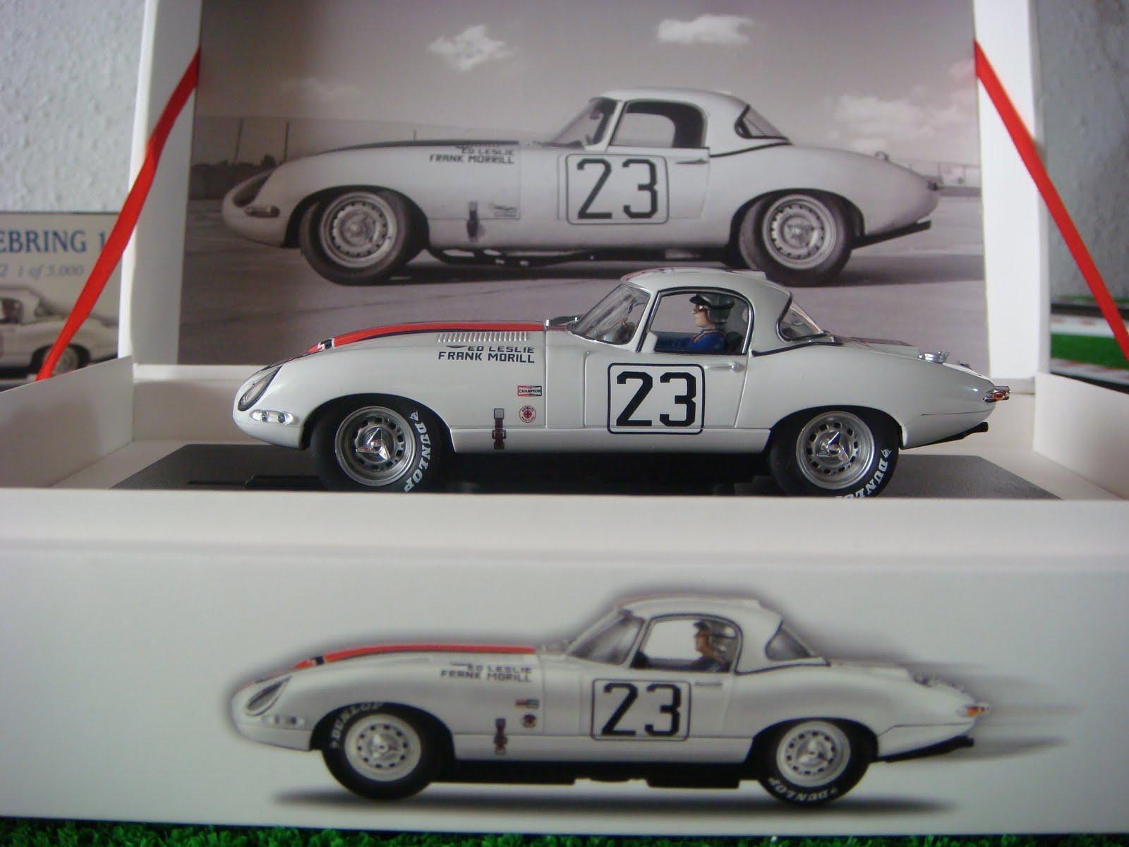 Jaguar Type E Sebring 1963