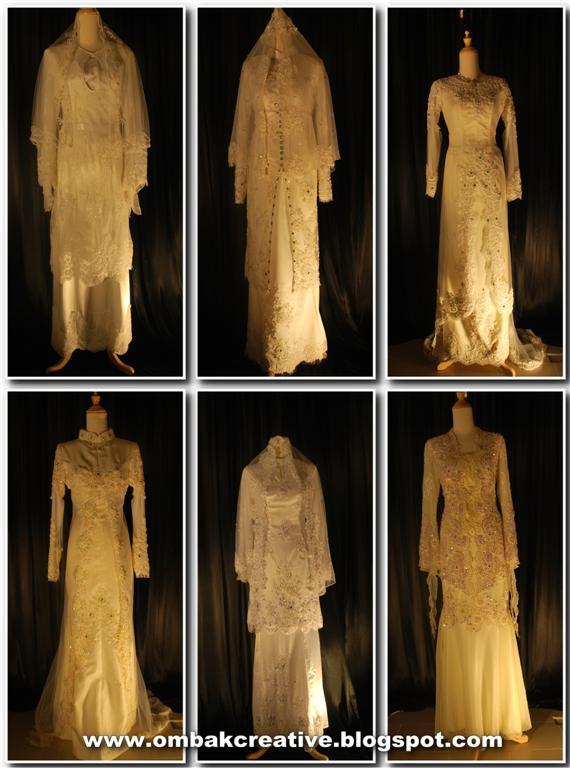 Baju Pegantin (New Design)