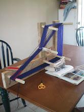 My Inkle Loom