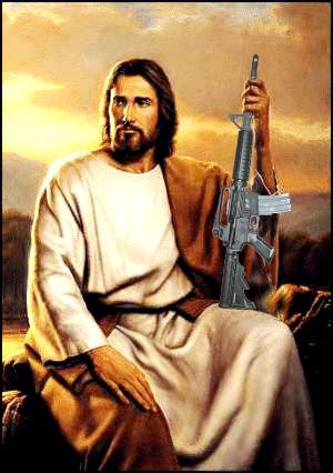 YESUS TERORIS Jesus-angry