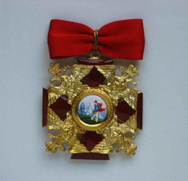 Первый орден александра невского