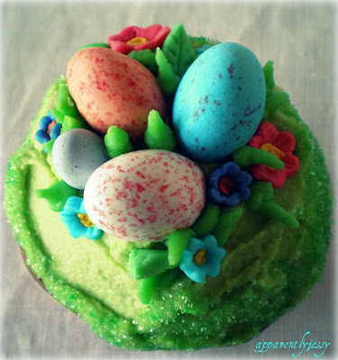 images of easter cupcakes. Happy Easter Cupcakes!