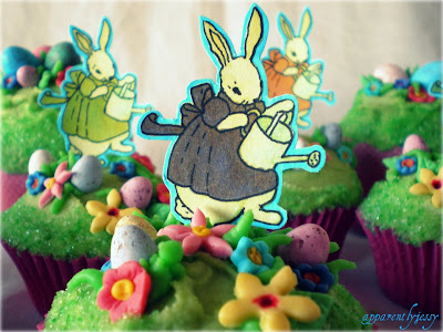 easy easter cupcakes ideas. cute easter cupcakes ideas.