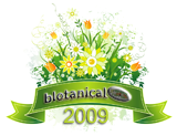 Blotanical Awards 2009