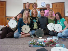 Esalen Drumming Workshop with Layne Redmond