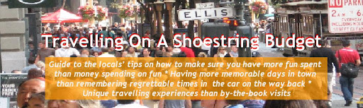 Travel On A Shoestring Budget