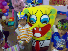 my spongebob
