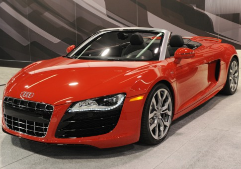 Hottest Cars Of 2011 (Photos)