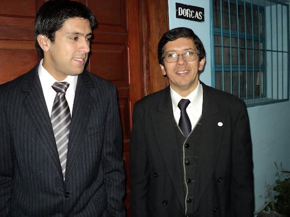 Gerardo Lima y Ruben Rodriguez