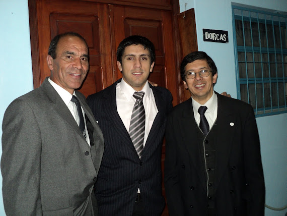 Ruben, Gerardo y Ruben