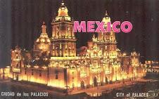 Mexico - Metropolitana Catedral - 1993 Poscard