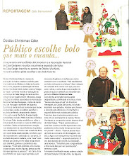 Óbidos Christmas Cake